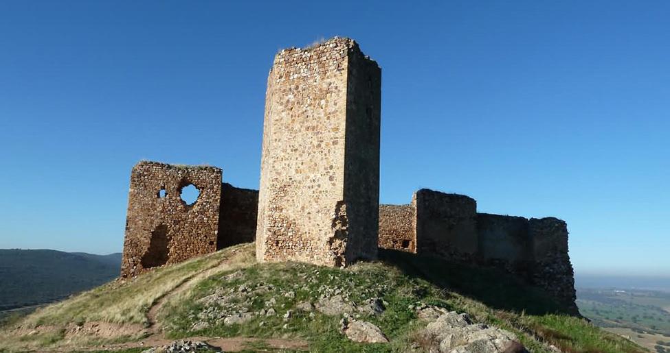 Castillo de Caracuel